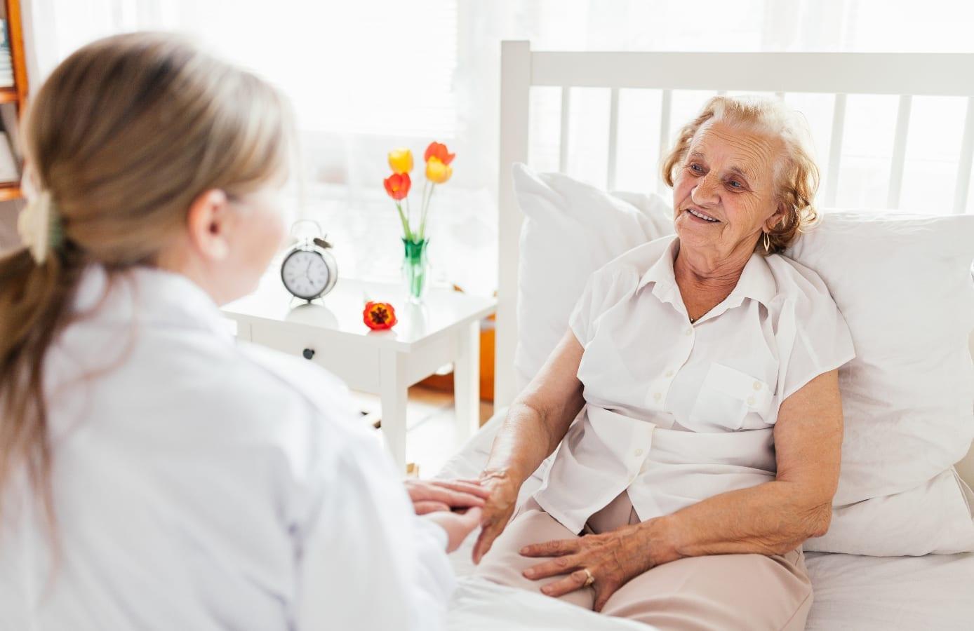 Homecare from Horizon Care Improves Elderly Life